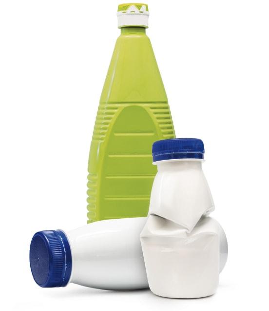 bouteille en PET opaque