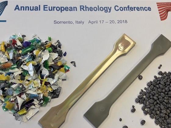 Conférence Européenne de Rhéologie 2018 - Participation RevalPET