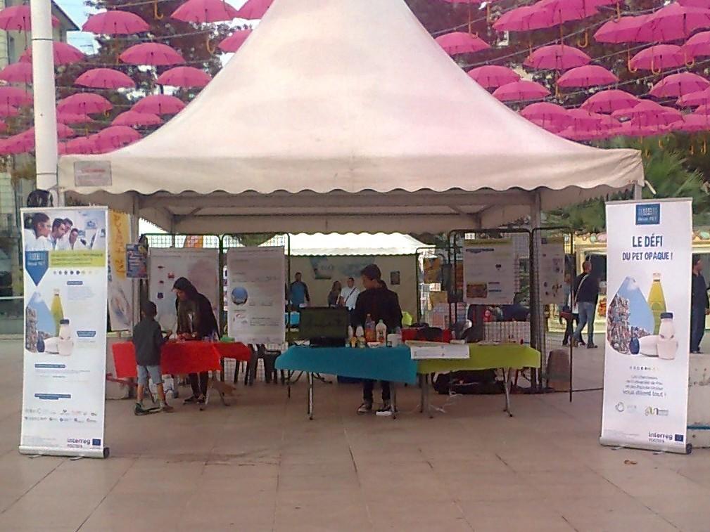 Fête de la science 2018 : RDV place Clémenceau le samedi 13 octobre